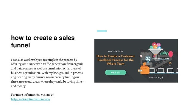 how to create a lead funnel