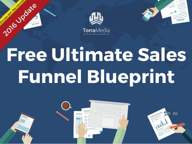 Sales Funnel Template 2016