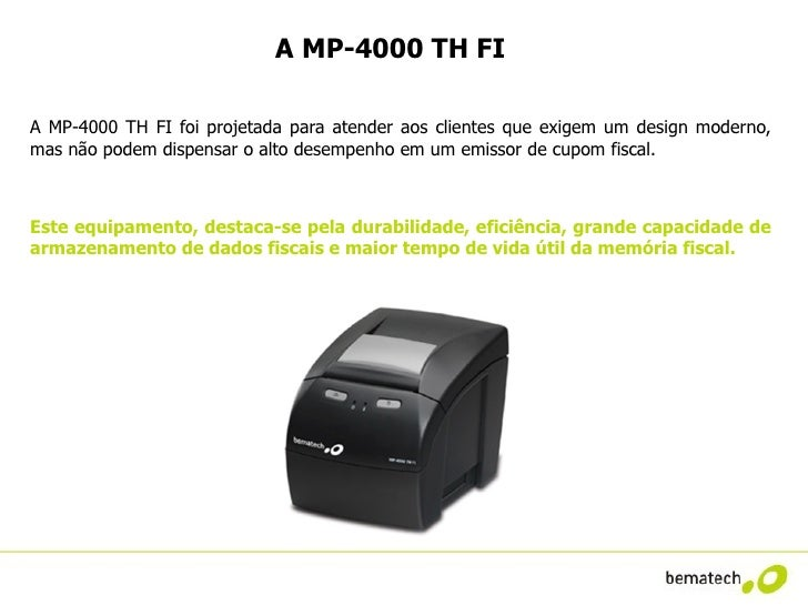 Mp4000 Th Fi Rev