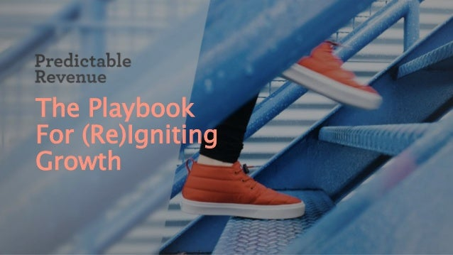 The Playbook For (Re)Igniting Growth