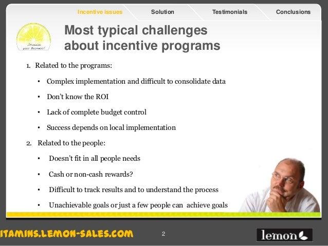 Sales Incentive Platform