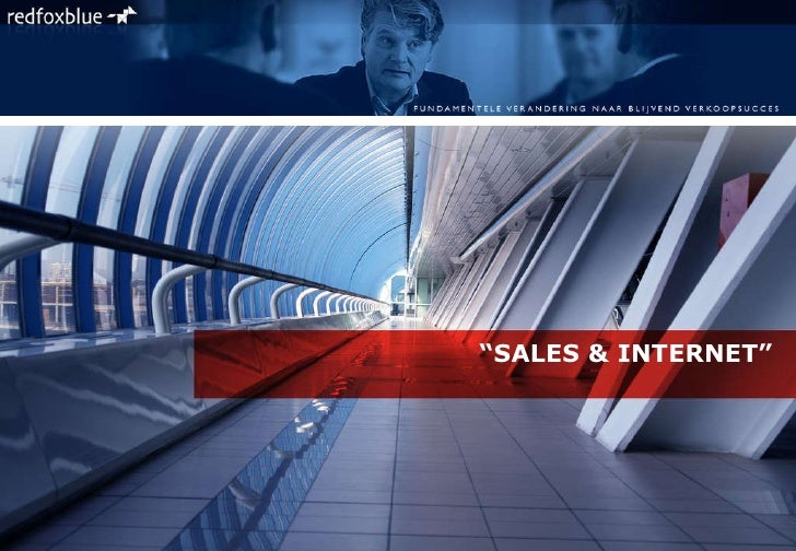""" SALES & INTERNET"" SAM MasterClass 2010"