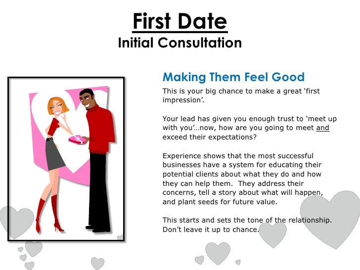 sales dating
