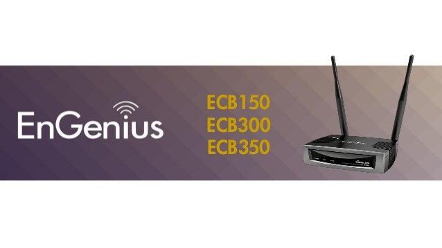 EnGenius ECB150 Access Point Windows 7 64-BIT