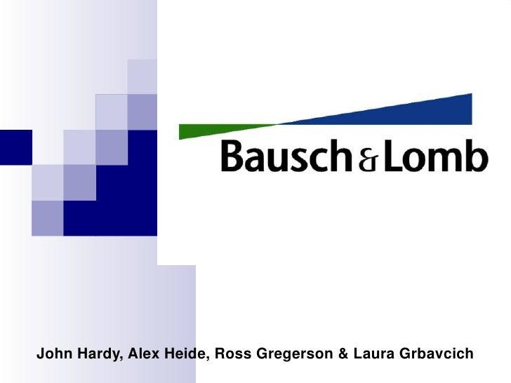 John Hardy, Alex Heide, Ross Gregerson & Laura Grbavcich<br />