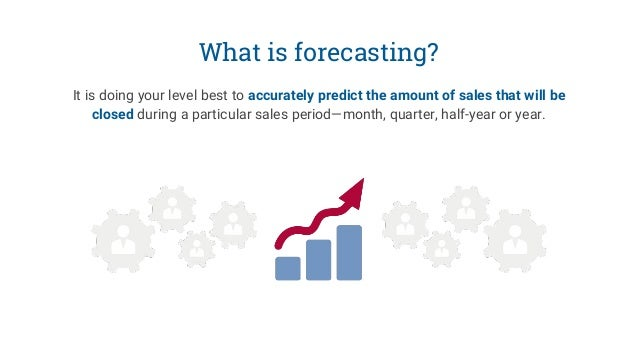 Sales Management Pain Points: Accurate Sales Forecasting Slide 3