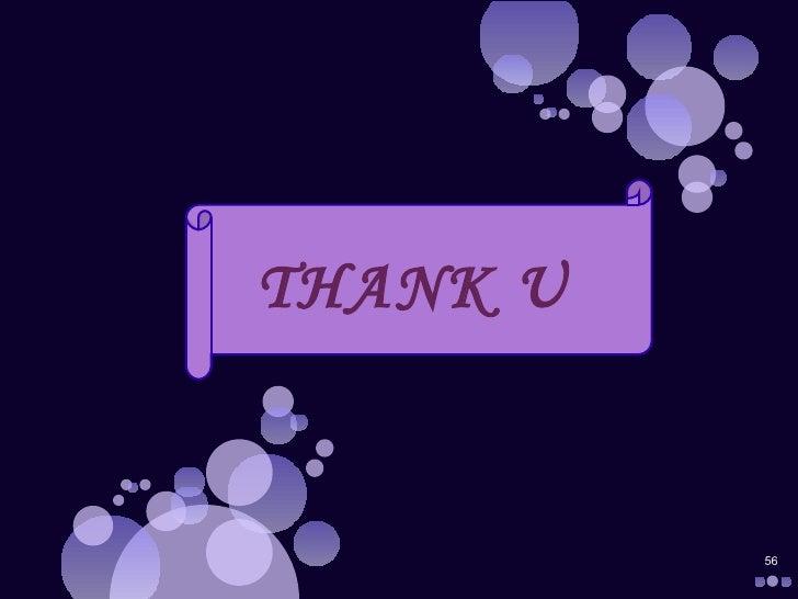 THANK U          56