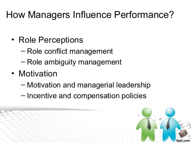 Perception & Motivation in Organizational Behavior