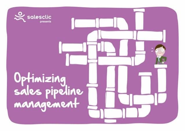 Illustrated Sales Pipeline Management
