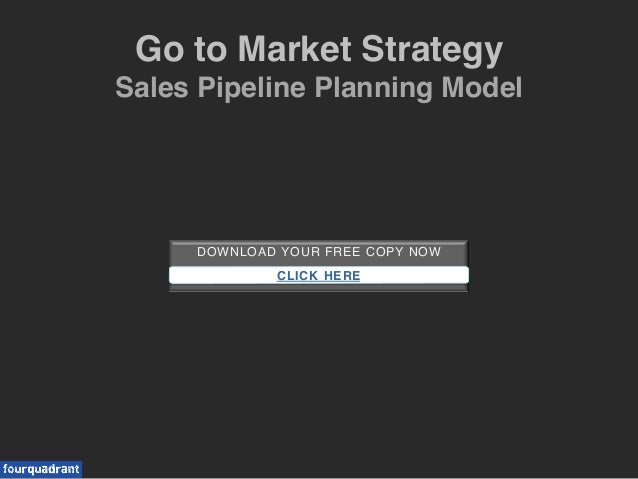 marketing pipeline template - sales pipeline planning model template download available