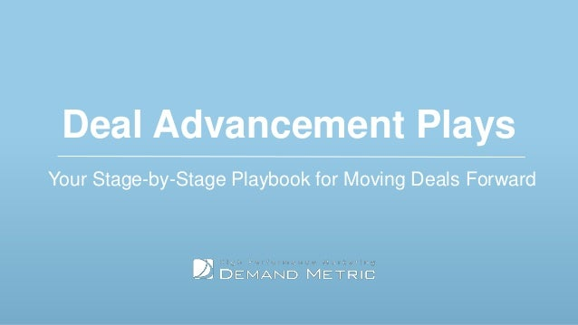 Sales playbook template deal advancement fandeluxe Image collections