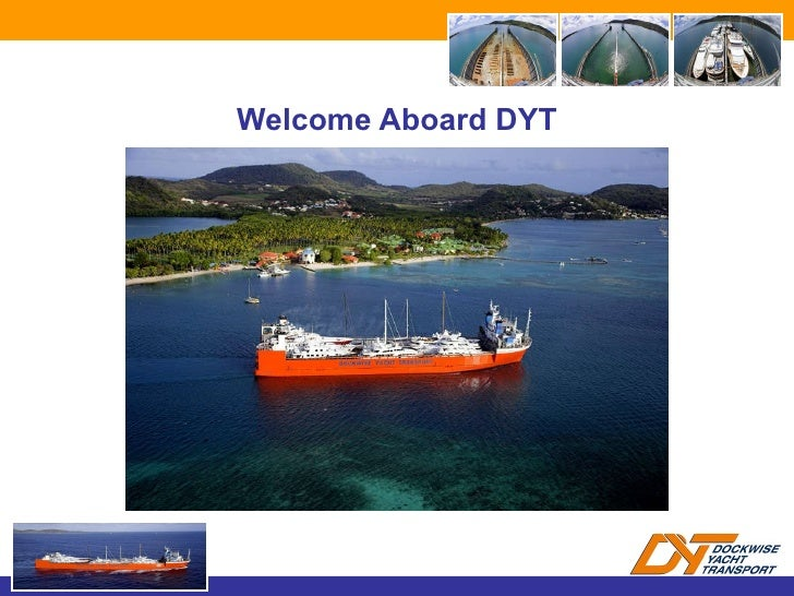 Welcome Aboard DYT
