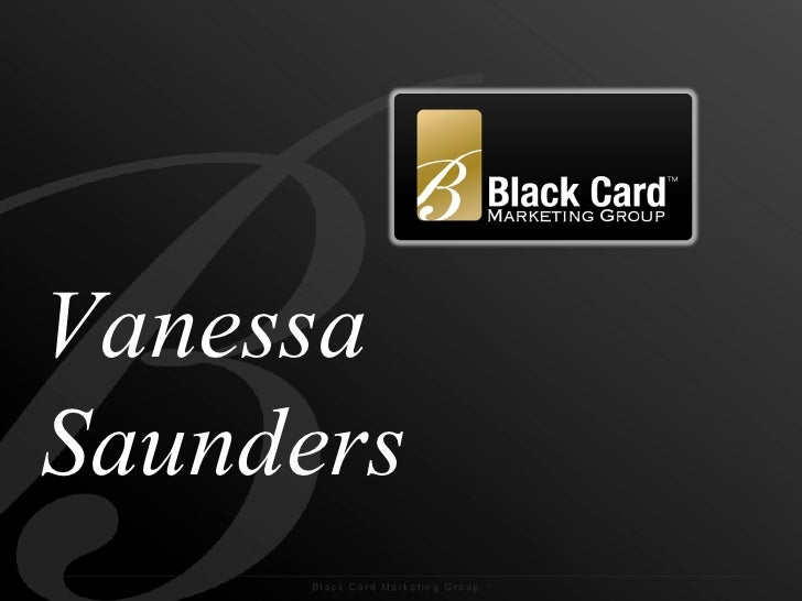 Vanessa Saunders