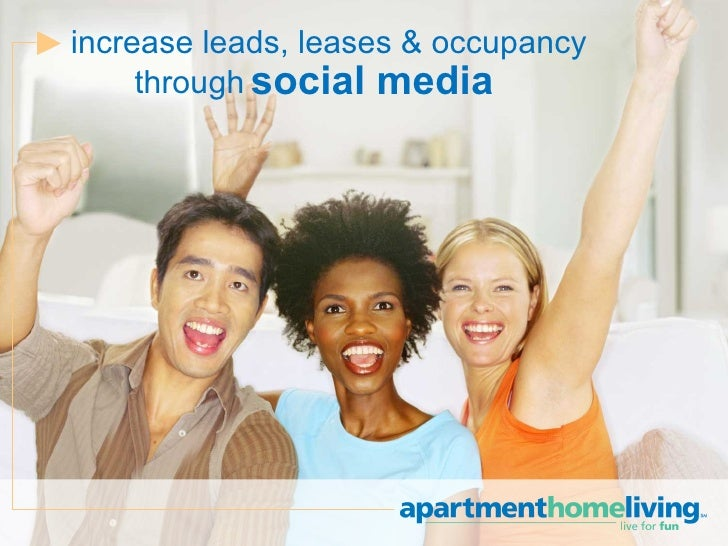 increase leads, leases & occupancy through social media