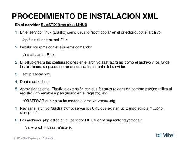 Mitel Entrenamiento Tecnico Soluciones SIP DECT