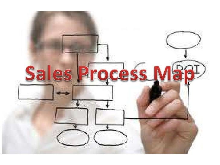 Sales Process Map<br />