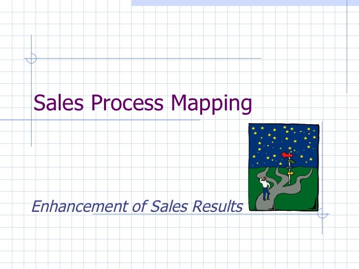 Sales Process Mapping Enhancement of Sales Results