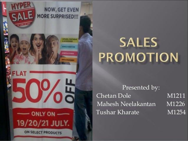 Presented by: Chetan Dole M1211 Mahesh Neelakantan M1226 Tushar Kharate M1254