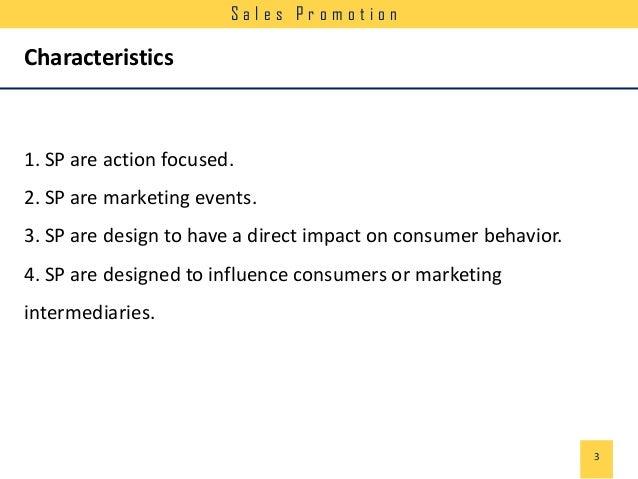 Sales promotion: basic sales promotion techniques Slide 3