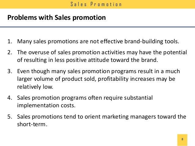 Marketing sales promotion