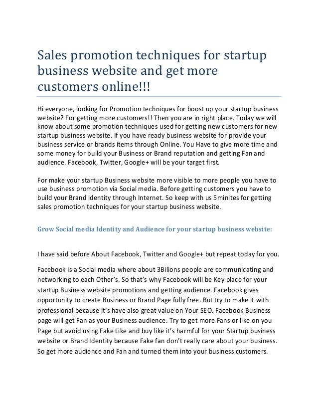 sales promotion techniques for laptop computer Find out what makes a good sales promoter, and how you can improve your  sales promotion skills.
