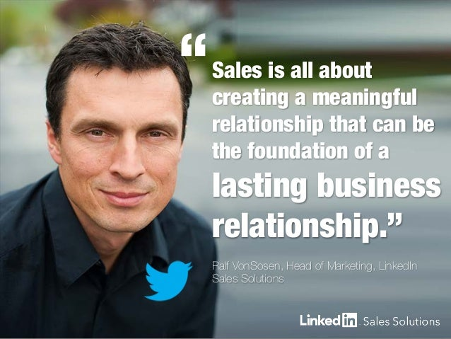 relationship selling quotes
