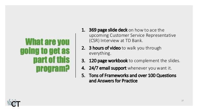 interview questions and answers for customer service representative
