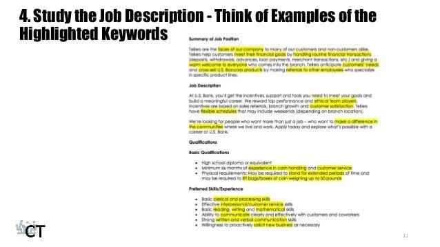 teller job description