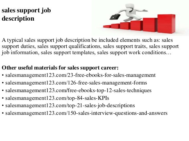 it support duties and responsibilities