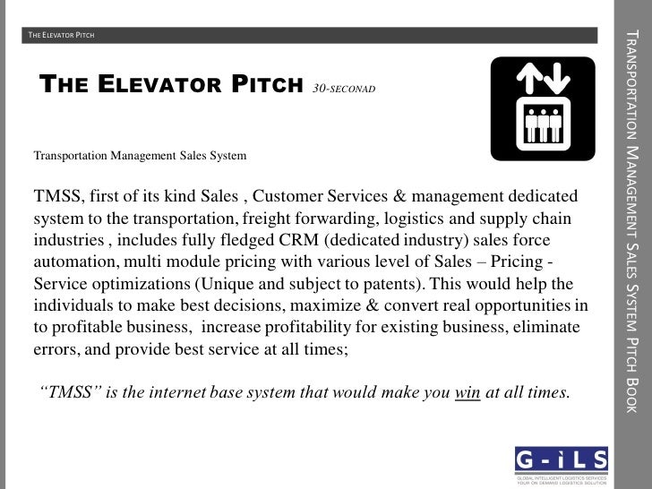Sales Tmss Pitch Book 2
