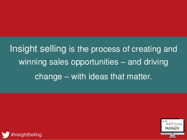 What Sales Winner do Differently - HubSpot & RAIN Group Webinar Slide 10