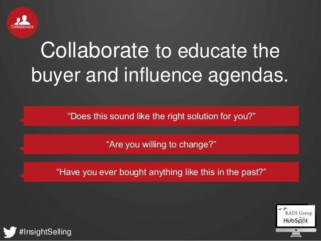 What Sales Winner do Differently - HubSpot & RAIN Group Webinar Slide 16