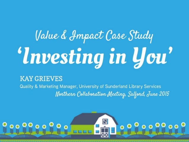 Kay Grieves: Value and Impact The Northern Collaboration Learning Exchange Salford June 2015