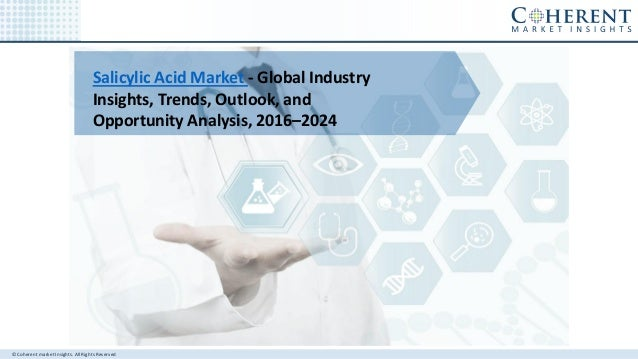 © Coherent market Insights. All Rights Reserved Salicylic Acid Market - Global Industry Insights, Trends, Outlook, and Opp...