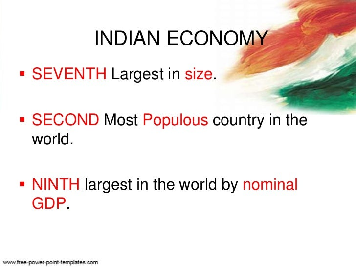 Top 13 Characteristics of the Indian Economy