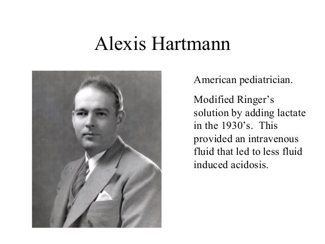 Hartman Solution