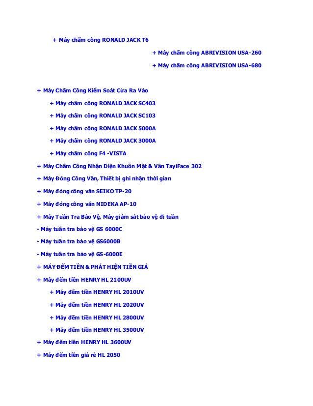 Hướng Dẫn Sửa lỗi phần mềm máy chấm công mitaco 5v2 Slide 3