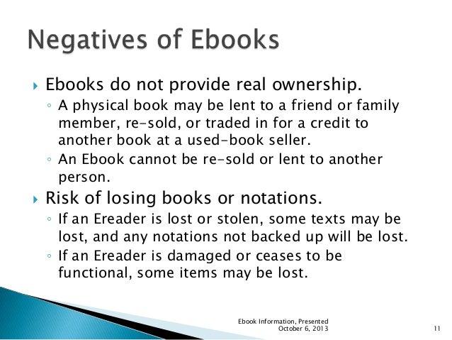 Ebook powerpoint ebook information presented october 6 2013 10 11 fandeluxe Gallery
