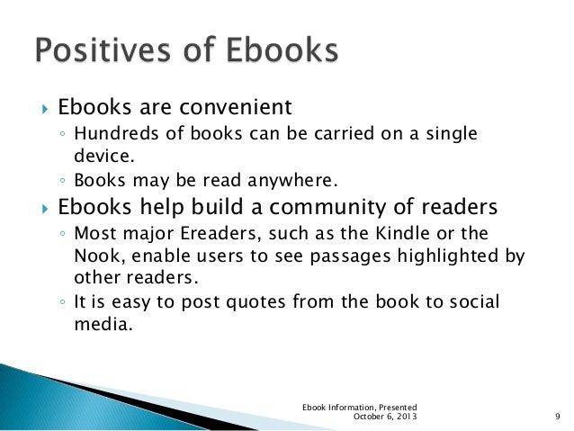 Ebook powerpoint ebook information presented october 6 2013 8 9 fandeluxe Gallery