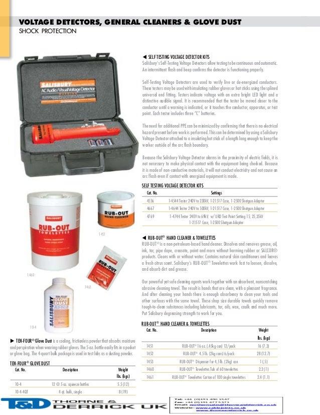 Salisbury Voltage Detector : Salisbury voltage detector kits detection