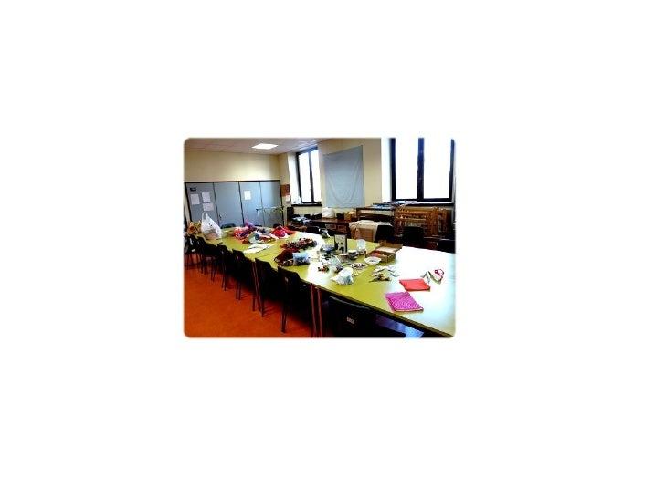 Salle d'activité atelier Créatif Chambéry