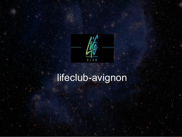 lifeclub-avignon