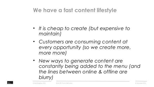 Content obesity: An organisation's silent killer Slide 3