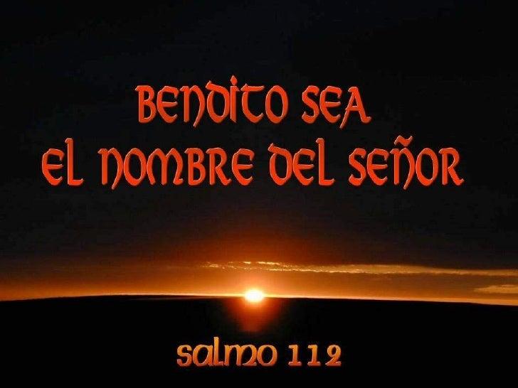 Resultado de imagen para salmo 112