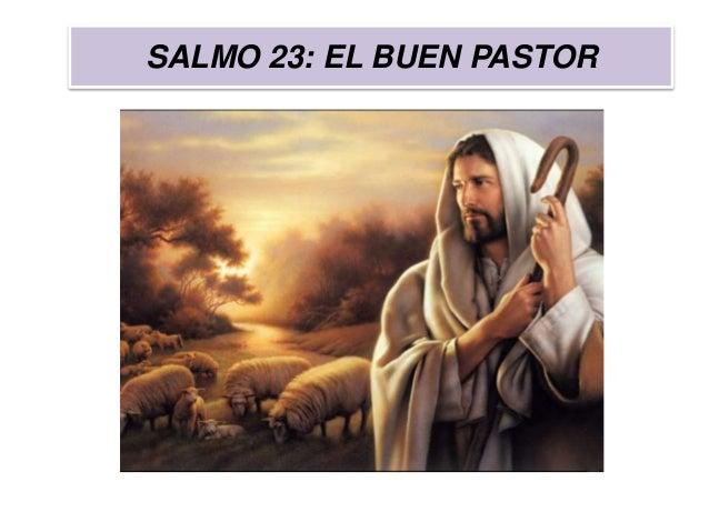SALMO 23: EL BUEN PASTOR