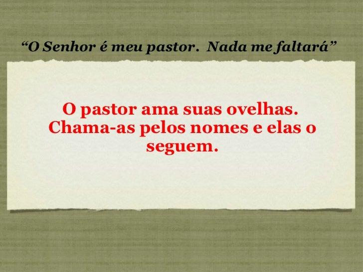 Salmo 23 Parte 2