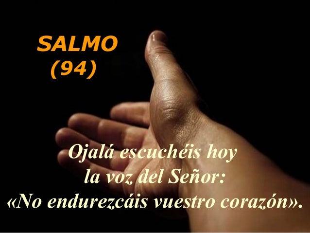 Resultado de imagen para Salmo94