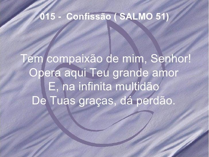 Salmos e hinos 015