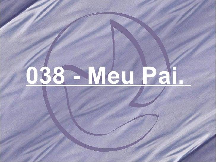 Salmos e hinos 038