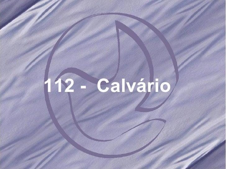 Salmos e hinos 112